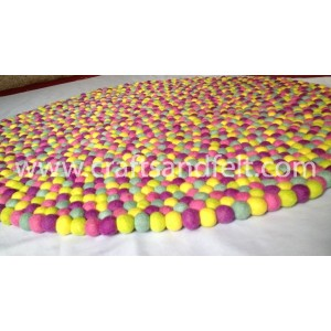 http://craftsandfelt.com/263-1247-thickbox/180cm-hot-lemon-felt-ball-rug.jpg