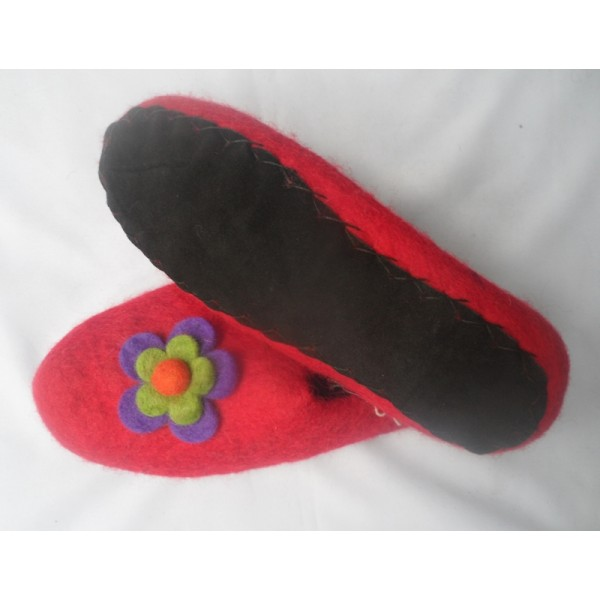 Wholesale Felt Slippers From Nepal